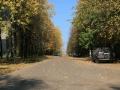 Вид на улицу Пионерская от улицы Спортивной, сентябрь 2007 года