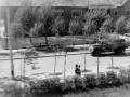 Контора УКС, на месте которой стоит кафе Воря, 1970-е годы
