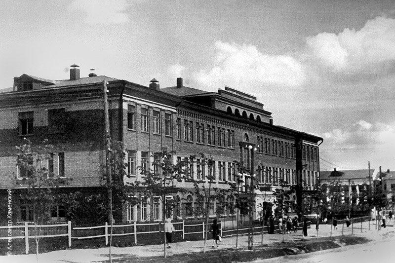 Школа №2, 1950-е годы
