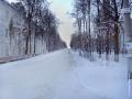 Проспект Ленина, февраль 2002 года
