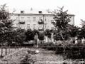 Дом №3 по проспекте Ленина и парк, 1960-е годы