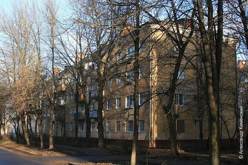 Дом №8 на улице Строителей, 2006 год