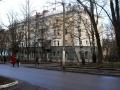 """Дом №10 по Комсомольской улице с продуктовым магазином, который называли """"Старый"""", 2006"""