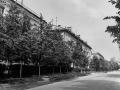 Вид на Комсомольскую улицу от Спортивной, 1970-е годы