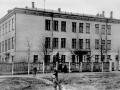 Школа №3 сразу после открытия, 1960-е годы