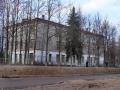 Школа №3 на Комсомольской, декабрь 2006 год