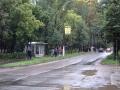 Вид на Комсомольскую улицу от перекрестка с улицей Горького, 2003 год