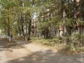 Дом №8 на Комсомольской, музыкальная школа и гостиница, имеет название «Дивизион», сентябрь 2002 года