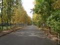 Улица Спортивная в Красноармейске, 2003 год