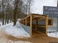На месте хоккейной площадки на Спортивной в 2011 году начато строительство жилого дома