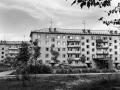 Панорама улицы Дачной, дома 11 и 13, 1980-е годы