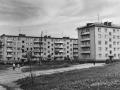 Панорама улицы Дачной, дома 13 и 15, 1980-е годы
