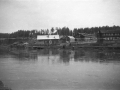 Река Воря в районе Бережной улицы, 1960-е годы