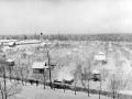 Сады на Дачной улице напротив домов №7 - 15 (Память Мичурина), 1980-е годы