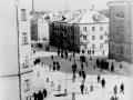 Этот снимок 80-х годов сделан от перекрестка улиц Горького и Комсомольской.