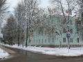 Улица Горького, вид от проспекта Испытателей, 2007 год