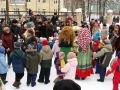 Масленица 2003 в Детском юношеском центре Красноармейска