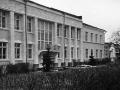 До 1994 года городская поликлиника находилась на улице Центральной и имела номер дома 17, но в связи с переименованием улицы здание получило адрес Испытателей 25/2