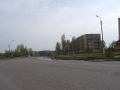 Проспект Испытателей в Красноармейске, 2002 год