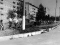 В 80-х годах для прокладки телефонного кабеля на проспект вышел почти весь коллектив института «Геодезия»
