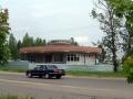 В 2004 году в начале проспекта Испытателей начали строить новую Автостанцию, которая была торжественно открыта в 2005 году.