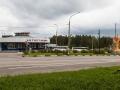 Автостанция города Красноармейска, сентябрь 2013 год