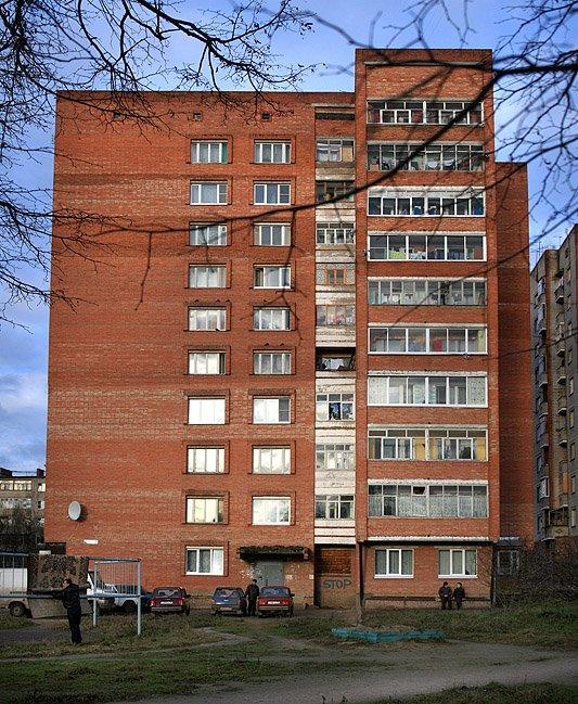 Дом №37 в микрорайоне Северном, 2006 год