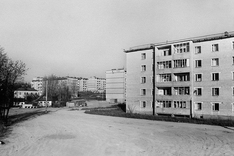 Дом №5 в микрорайоне Северном, 1980-е годы