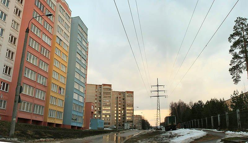 Дома №2а и 2б в микрорайоне Северном, 2006 год