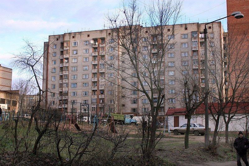 Микрорайон Северный, дом №35, 2007 год