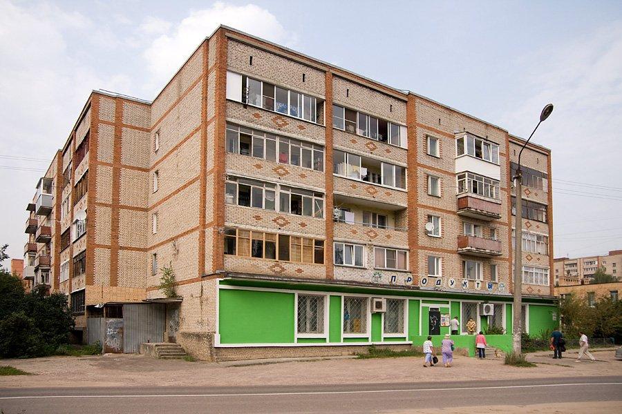 Магазин «Лесной, дом №32 в микрорайоне Северном, 2007