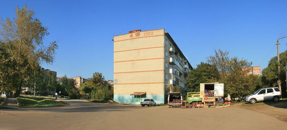 Микрорайон Северный, Дома № 5 и 9, 2007 год