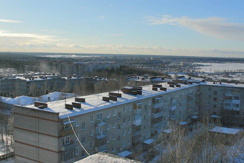 Микрорайон Северный, Дом № 16, 2007 год