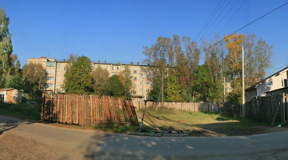 Микрорайон Северный, Красный поселок и Дом №10, 2007 год