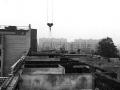 Строительство дома №4 в микрорайоне Северном, 1980-е годы