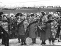 Мероприятия по случаю запуска электропоездов Красноармейск - Москва, 22 ноября 1994 года