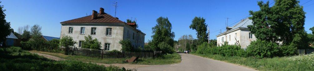 Панорама улицы Лермонтова, 2007 год