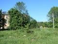 Аксюрино, Разобранный двухэтажный деревянный дом №4 по улице Лермонтова барачного типа, стоял ближе к дому №6 (Горячему цеху).