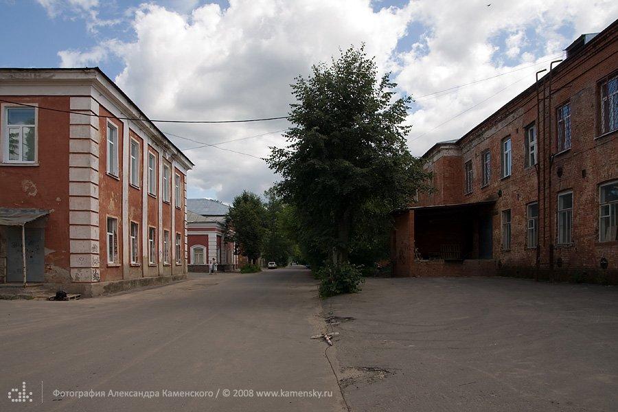 Улица Свердлова, 2008 год