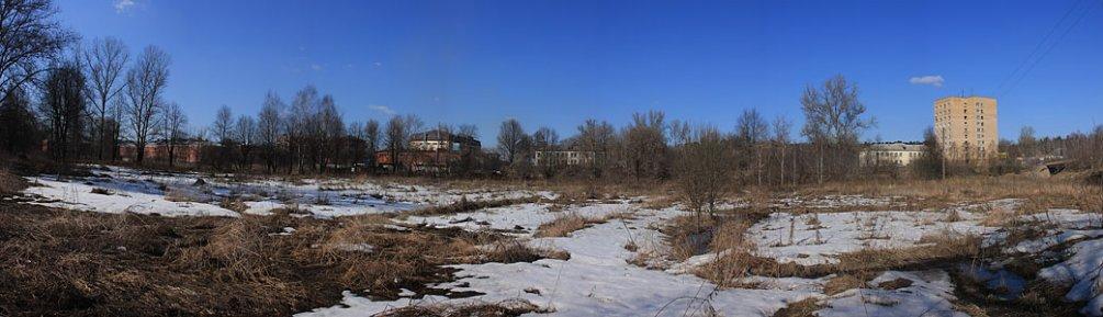 Вид на улицу Свердлова и дом №20, 2008 год