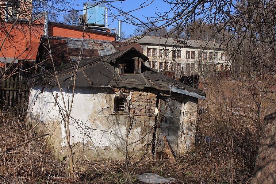 Погреба на улице Свердлова, 2008 год