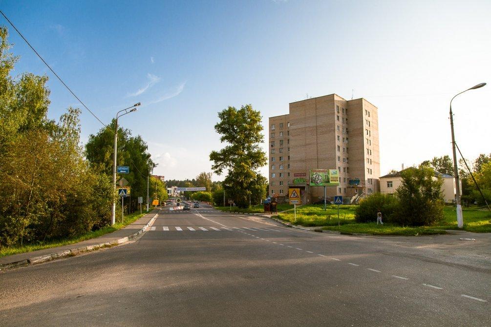 Дом Свердлова 20, август 2013 года