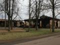 Сгоревшее пожарное депо, Март 2007 года