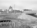 Остатки «низкого» моста и новый мост, 1970-е годы