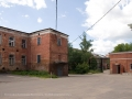 Въездные ворота Фабрики им. Красной Армии и Флота (бывшая Вознесенска мануфактура), 2008 год