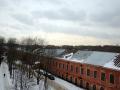 Территория фабрики КРАФ (бывшей Вознесенской мануфактуры) и улица Свердлова, 2008 год