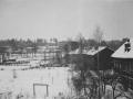 Вид на «стахановские» со двора, 1980-е годы