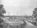 Вознесенская бумагопрядильная и плисовая мануфактура Лепешкиных, гравюра 1845 год. Это первое известное изображение нашего города.