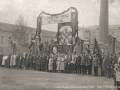 Въездные ворота Вознесенской мануфактуры (Фабрики им. Красной Армии и Флота), 1910-е годы