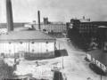 Территория фабрики, начало XX века